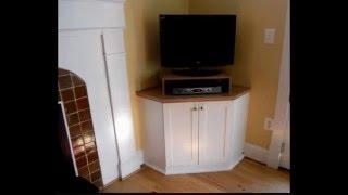 Corner Cabinet | Corner Curio Cabinet | Corner Tv Cabinet