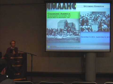 Collecting, Preserving & Interpreting African American History and Culture