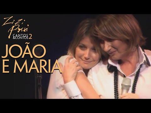 Zizi Possi e Luiza Possi - João e Maria | Cantos & Contos II