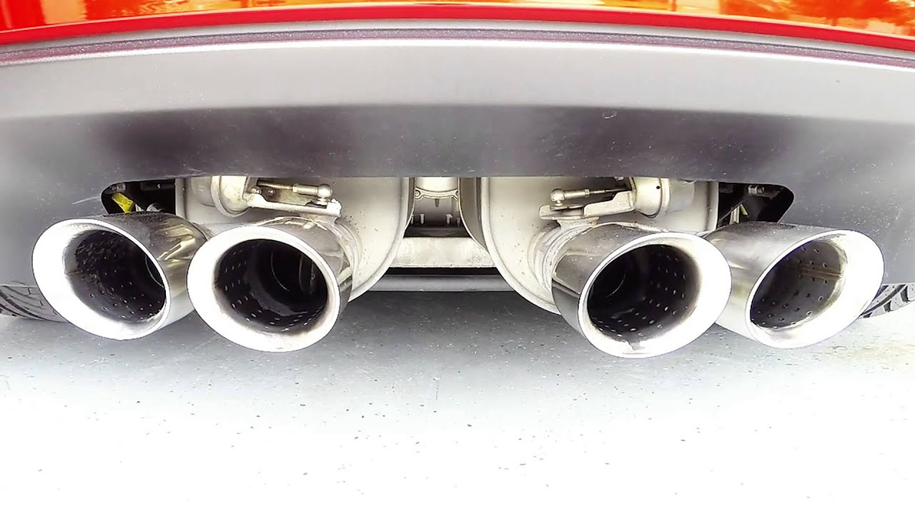 2008 corvette npp dual mode exhaust