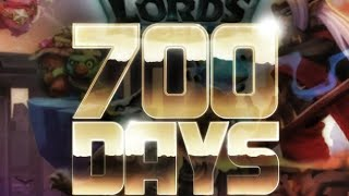 Lords Mobile F2P 700 Days Later!!!