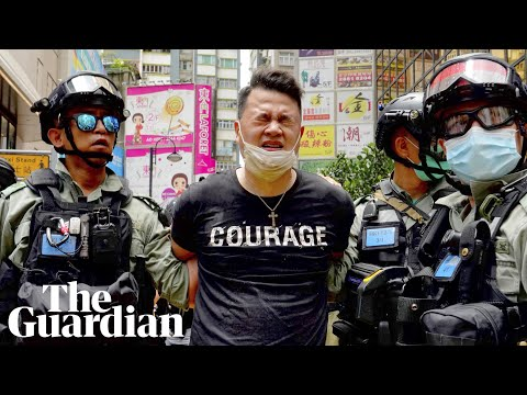 'Resist until the end': On the ground with Apple Daily, Hong Kong's pro-democracy newspaper