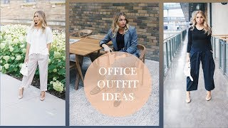 Professional OFFICE/WORK Wear Lookbook ✂ What To Wear To WORK!