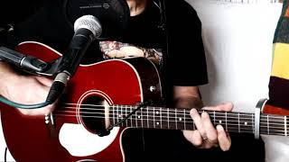 Easy Come Easy Go ~ George Strait ~ Acoustic Cover w/ Fender Sonoran SCE CAR & Bluesharp