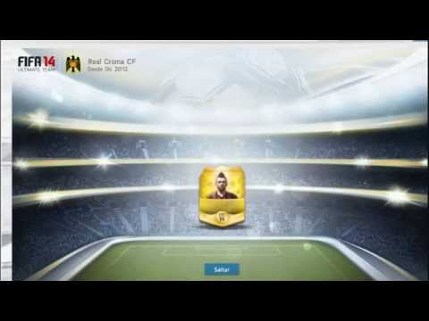 Pack Opening || Mejores Sobres Fifa 14 + Reacciones