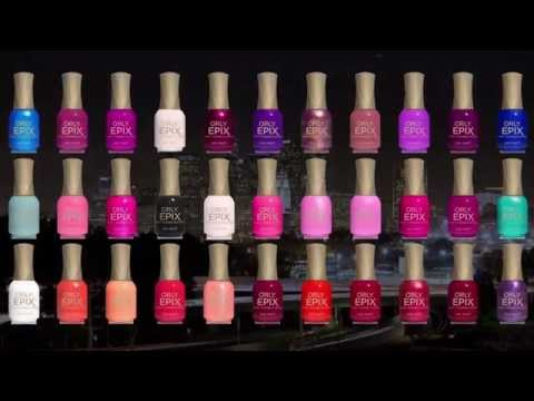 Orly Epix Flexible Color Nail Lacquer - Fix Smudges Easily! | Ulta Beauty
