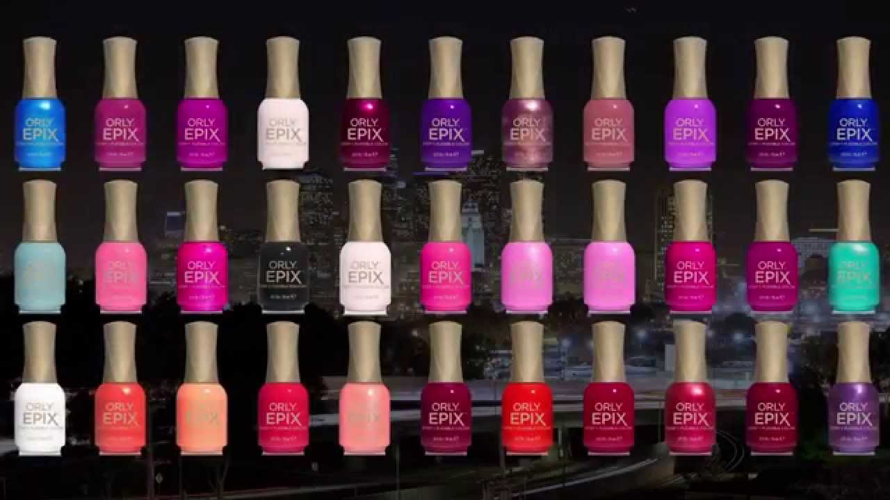 Orly Epix Flexible Color Nail Lacquer - Fix Smudges Easily! | Ulta ...