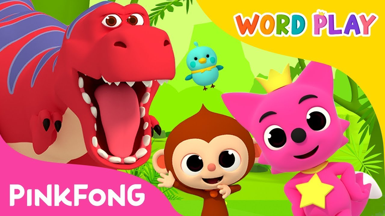 Five Little Monkeys and More | Compilation | Word Play | Pinkfong Songs for Children