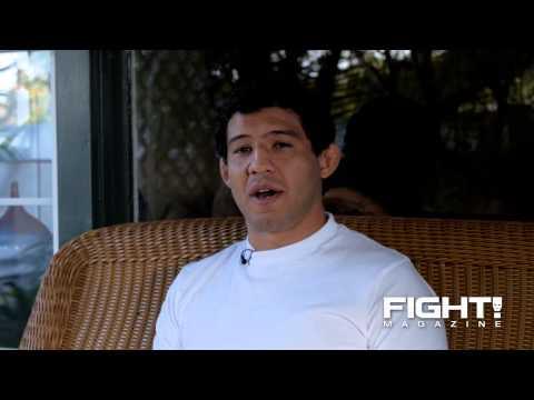 Gilbert Melendez talks Diego fight, Getting a Title shot & More
