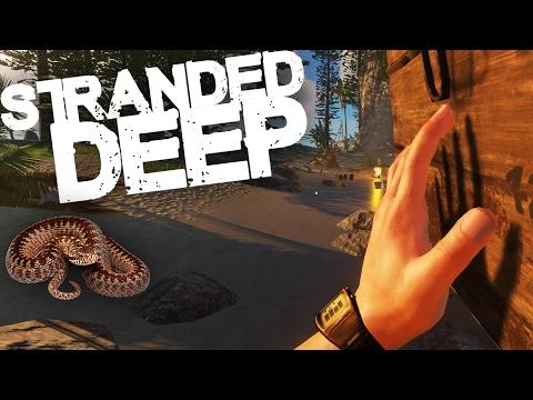 Stranded Deep | Survival Part 14 | DEADLY ISLANDS!!