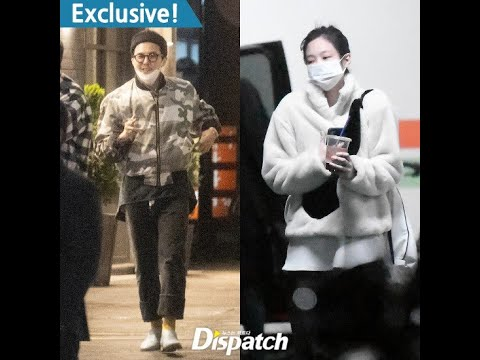 [BREAKING] Dispatch revealed that G-Dragon (BIGBANG) and Jennie (BLACKPINK) are dating