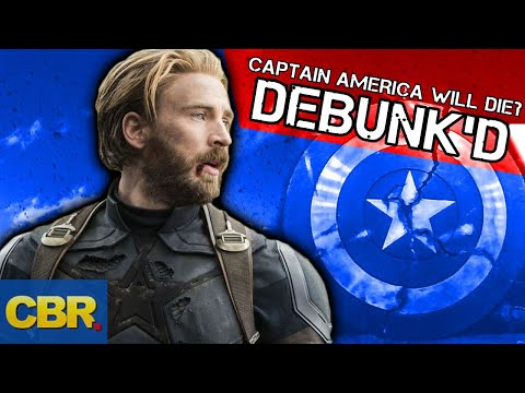 Captain America Will Die In Marvel Avengers Endgame? Theory