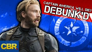 Captain America Will Die In Marvel Avengers Endgame? Theory Debunked