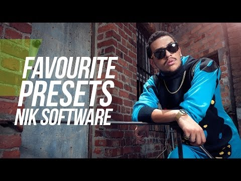 Favorite Presets of Nik Software - Photoshop Tutorial