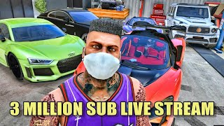 GTA 5 & more|  Thank you for 3 Million sub| 24hr