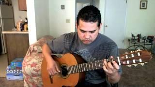 Joan Sebastian - Tatuajes - guitarra acustica - Jose Garcia