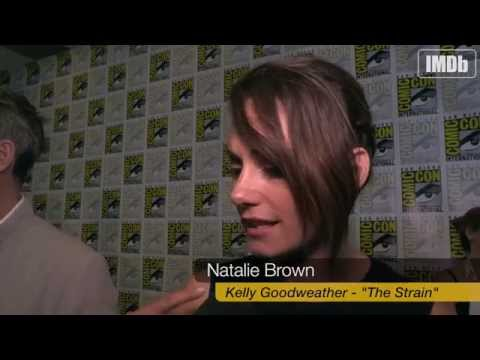 The Strain Cast Talks About Their Characters