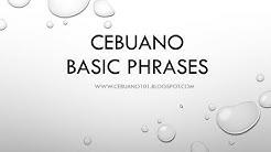 50 Conversational Cebuano Basic Phrases that you should Master (Bisaya-English)
