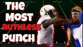 College Football's Most RUTHLESS Punch