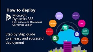 Learn how to correctly deploy dynamics 365 for finance and operations on premise edition: from installing the prerequisites, setting up virtual machines,...