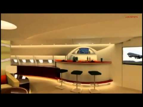 BEST Executive Luxury Jet Airbus A380