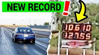 2019 Refresh Tesla Model S Sets a New Race Track Record