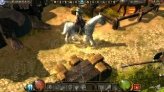 Drakensang Online Mounts gameplay Intro - MMO HD TV (1080p)