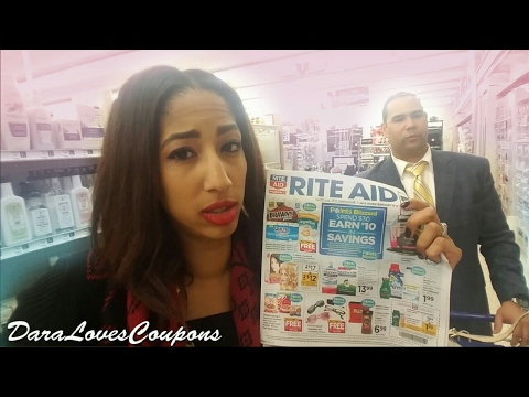 💰Extreme Couponing at Rite Aid:...