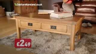 Oak Furniture Land Autumn Sale - Dancing Acorn