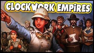 BANDITS ATTACK! - Clockwork Empires Gameplay - Let