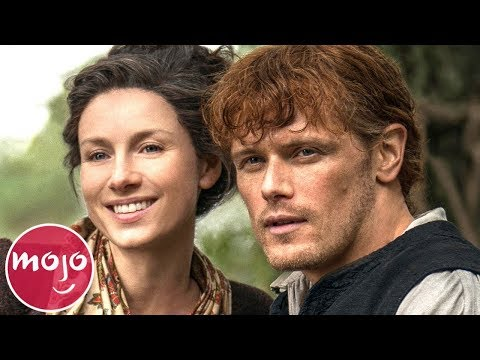 Top 10 Best Jamie & Claire Moments On Outlander
