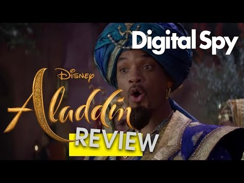 We need to talk about that Genie development in Aladdin