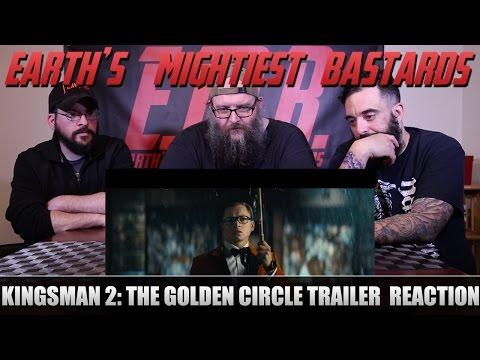 Trailer Reaction: Kingsman: The Golden Circle