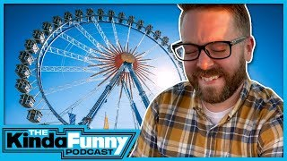 Greg Miller's 3rd Greatest Fear Actually Happened! - Kinda Funny Podcast (Ep. 40)