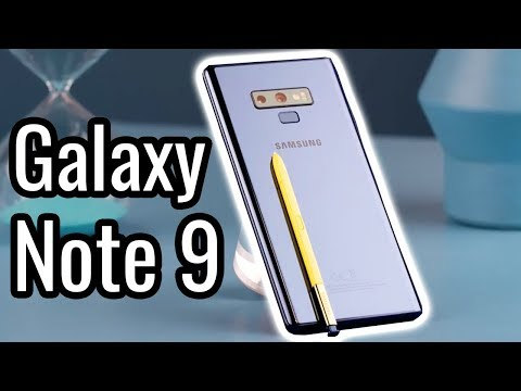 Galaxy Note 9 : Excellent mais... !