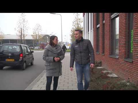Reportage: Ik teken voor 80: Hoe is het op Diekmanterrein? (TV Enschede)