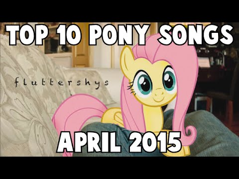 youtube top 10 music 2015 april