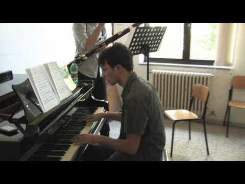 Presentazione Conservatorio di Musica Niccolò Piccinni di Bari