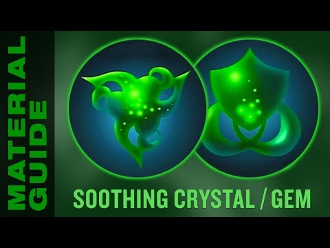 Farm Soothing Crystals and Gems FAST in Kingdom Hearts 3 (KH3 Material Synthesis Guide)