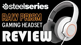 Steelseries Siberia Raw Prism Gaming Headset REVIEW