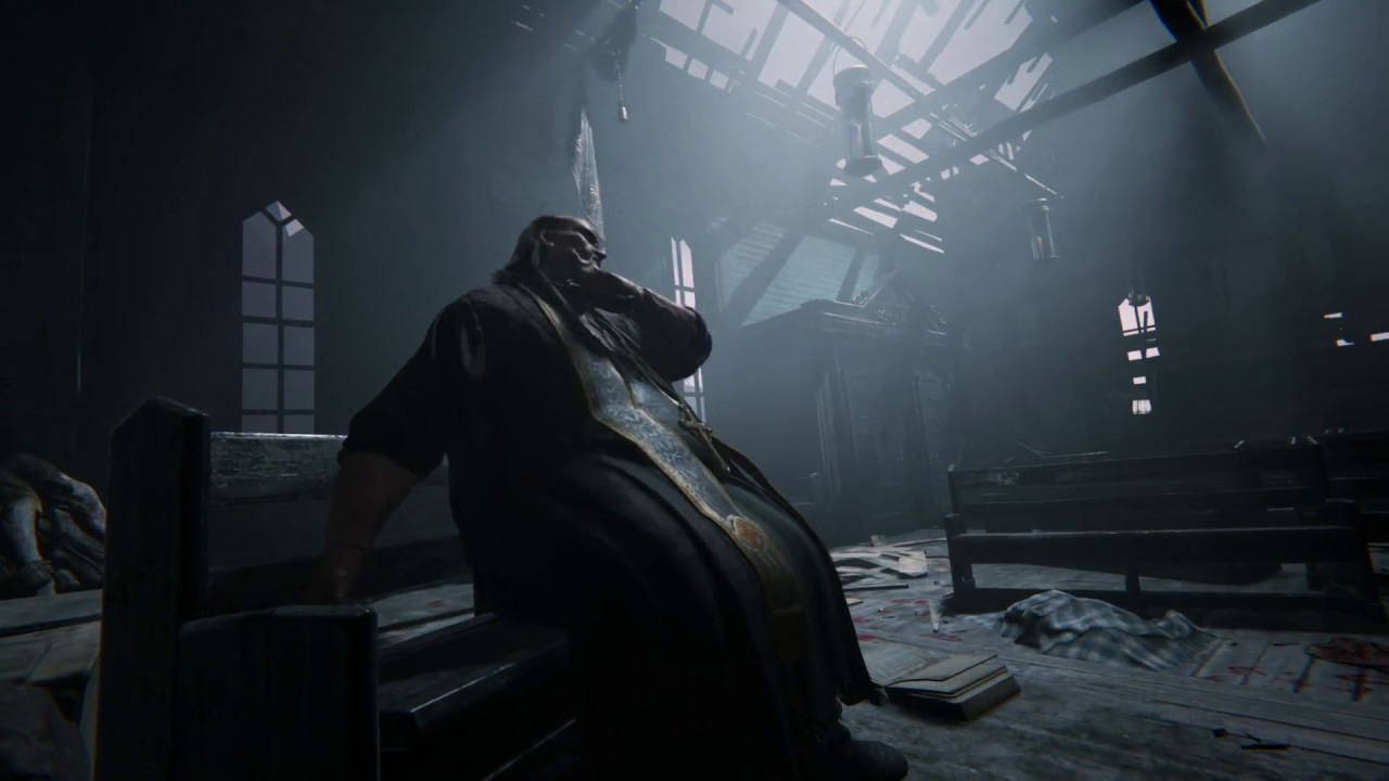 Outlast 2 Knoth