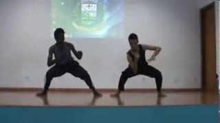 Dança - Uma bomba ( Braga Boys)