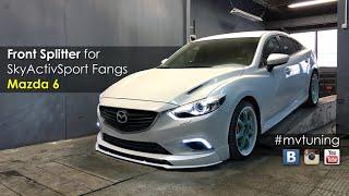 видео Тюнинг Mazda