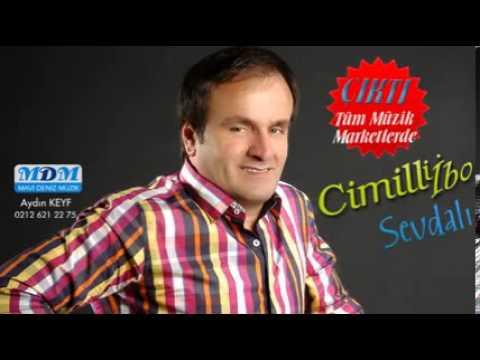 CIMILLI IBO SEVDALI ALBÜMÜ TÜM MÜZİK MARKETLERDE