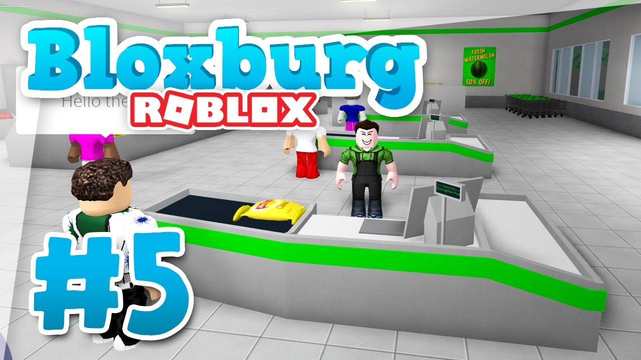 roblox city games with jobs