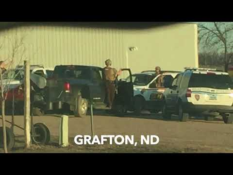 BREAKING NEWS UPDATE: Apparent Hostage Situation In Grafton, ND