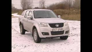 тест-драйв Great Wall Wingle 5 2011