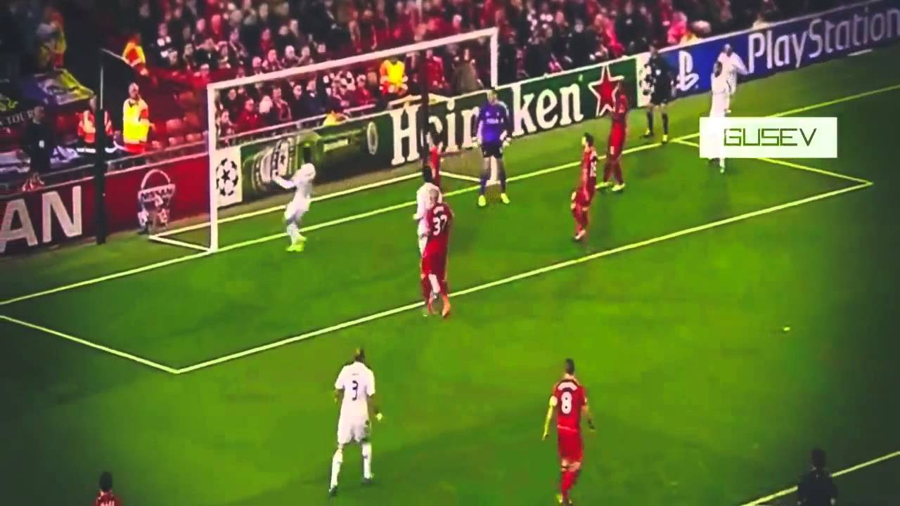 Liverpool vs Real Madrid All Goals & Full Highlights UCL ...