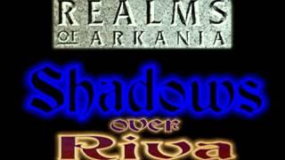 Realms of Arkania: Shadows Over Riva - Soundtrack (CD Audio)