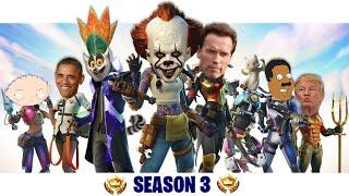 VOICE TROLLING PLAYERS on FORTNITE Season 3! (2020)